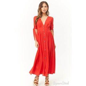 Love & Harmony Maxi dress